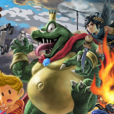 The Smash Bros. Direct has renewed my hope about potential fighters.