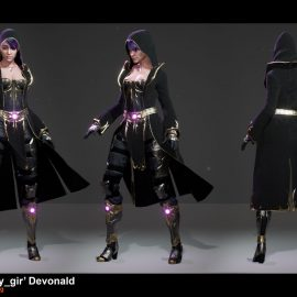 Interview With Visionary Games' 3D Artist: Lee Devonald