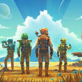 No Man's Sky's NEXT Update Could Revitalize the Game