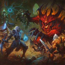 Forbes Leaks Diablo 3 is Coming to Switch, Surprising No One