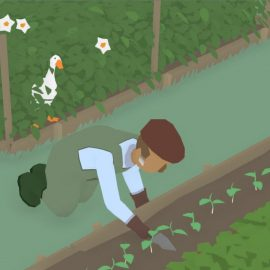 Untitled Goose Game is Coming to the Nintendo Switch