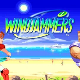 Windjammers is Coming to Nintendo Switch