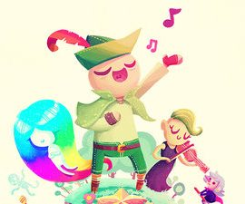 An Interview with Greg Lobanov, Creator of Wandersong