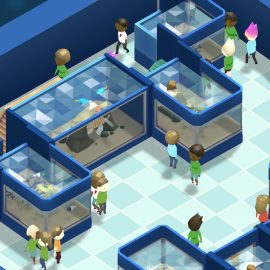 Megaquarium Review: Virtually Becoming My Father