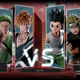 Jump Force – Closed Beta Impressions