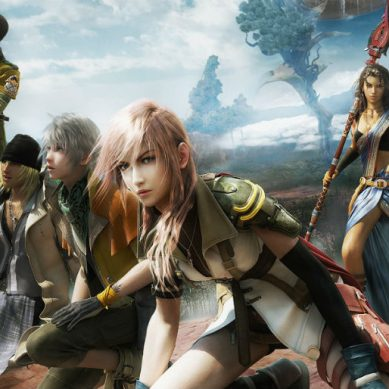 Why Final Fantasy 13 is Better than Final Fantasy 15: Characters
