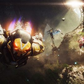 Anthem Servers are down on demo launch day