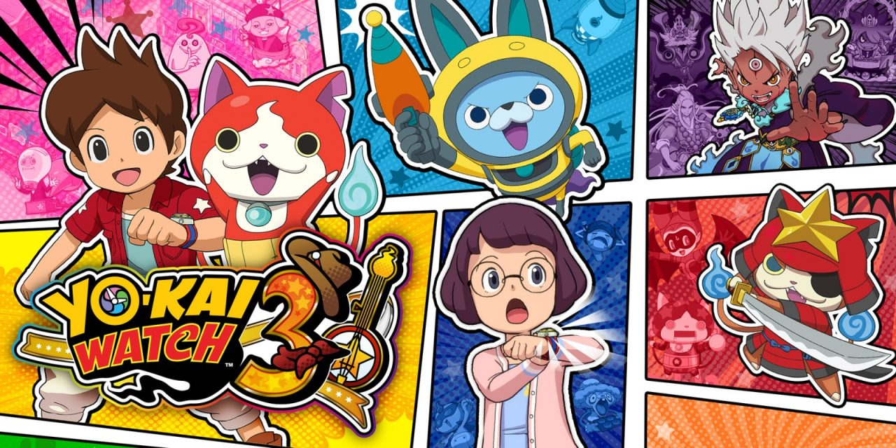 Yo-Kai Watch 3: A Late Nintendo 3DS Title That Shouldn't Be Ignored