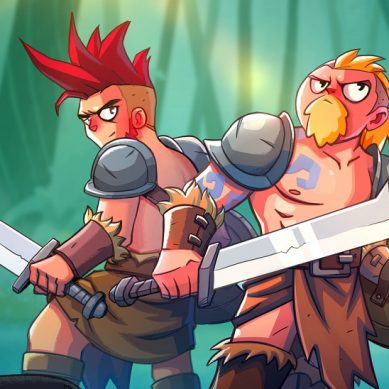 Indie Spotlight: Could Unsung Warriors be the next must have couch co-op?
