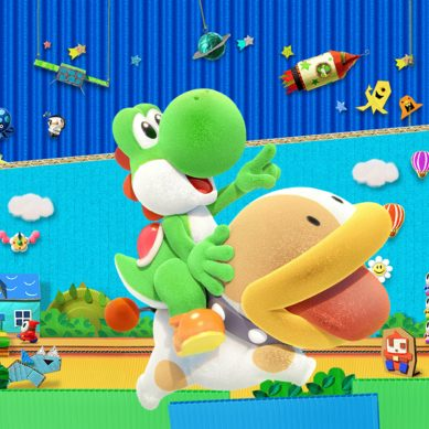 Yoshi's Crafted World Demo: What We Learned