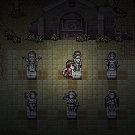 DYA Games on Creating a Bone-Chilling 16-bit Horror Story
