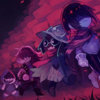 The Mysteries of Deltarune Chapters 1 & 2