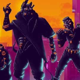 Interview with the Dev of Black Future '88 — A Melt-your-Face-off Cyberpunk Roguelike