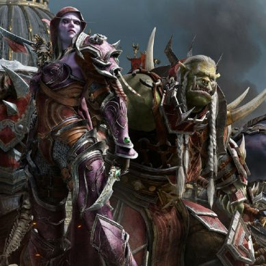 The Aging Gamer: Starting World of Warcraft in 2019